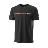 Tennis T-Shirt Wilson Pro Staff Tech WRA782701