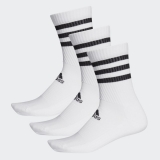 Kinder Tennissocken Adidas  Cushioned Crew Socks DZ9346 weiss