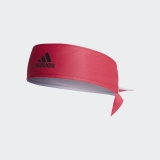 Tennis Stirnband Adidas Aeroready Two Colour Headband pink