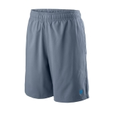 Kinder Tennis kurzekose Wilson Team 7 Short WRA767405 grau