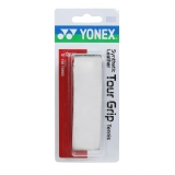 Grundgriffband Yonex Synthetic Leather Tour Grip weiß