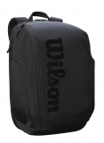 Tennisrucksack Wilson Super Tour Backpack Pro Staff Black