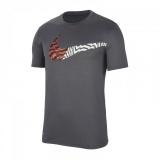 Tennis T-Shirt Nike Dri-Fit Legend Tee CU8475-068 grau