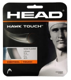 Tennissaite HEAD HAWK Touch Anthrazite 12 m  - Saitenset