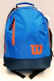Kinderrucksack Wilson Youth Backpack blau-orange