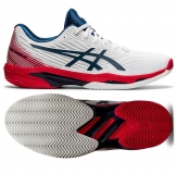 Asics  SOLUTION SPEED FF 2 CLAY 1041A187-101 weiss
