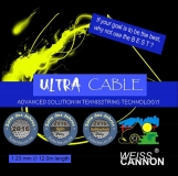 Tennissaite Weiss Cannon Ultra Cable 12 m - Saitenset
