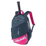 Tennisrucksack HEAD Elite Backpack  grau-pink