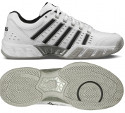 Tennisschuhe K-SWISS Bigshot Light LEATHER  05368-129 allcourt