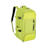 Tennisrucksack Yonex  ACTIVE BACKPACK L BA82012LEX lime yellow