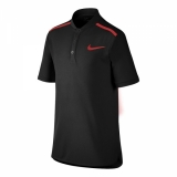 Boys T-Shirt Nike Advantage Polo 856114-011 schwarz