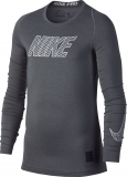 Thermo T-Shirt Nike Pro Compression 858232-065 grau