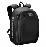 Tennisrucksack Wilson Tour Backpack schwarz