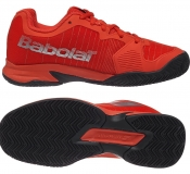 Kinder Tennisschuhe Babolat JET Clay Junior