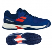 Kinder Tennisschuhe Babolat PULSION Clay Junior