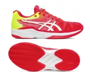 Damen Tennisschuhe Asics Solution Speed FF Clay 1042A003-702 pink