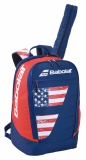 Tennis Rucksack Babolat Club Flag Backpack US