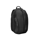 Tennisrucksack Wilson Federer DNA Backpack 2020 schwarz