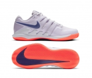 Damen Tennisschuhe Nike Air Zoom Vapor X Clay AA8025-501 lila