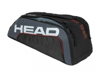 Tennistasche Head Tour Team 9R Supercombi 2020 schwarz