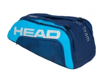 Tennistasche Head Tour Team 9R Supercombi 2020 blau