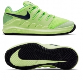 Kinder Tennisschuhe Nike Jr Vapor X AR8851-302 all court neon gelb
