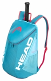 Tennisrucksack Head Tour Team Backpack hellblau- pink