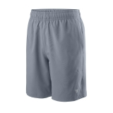 Kinder Tennis kurzekose Wilson Team 7 Short WRA767407 grau