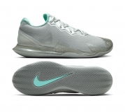 Herren Tennisschuhe Nike Air Zoom Cage 4 Clay CD0425-004 grau