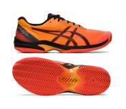 Tennisschuhe Asics Court Speed FF Clay L.E. 1041A156-700 orange