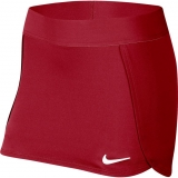 Mädchen Tennisrock NikeCourt Girls´ Tennis Skirt BV7391-687 rot