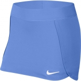 Mädchen Tennisrock NikeCourt Girls´ Tennis Skirt BV7391-478 blau