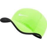 Kappe Nike Feather Light 679421-358 neon gelb