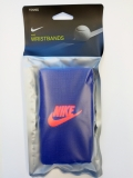 Nike Swoosh Wristbands blau-orange 197