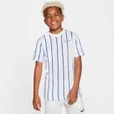 Kinder Tennis T-Shirt Nike Court DriFit T-Shirt CU0338-100 weiss